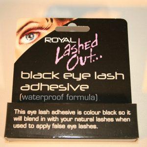 Royal Lashed Out False Eyelash Glue