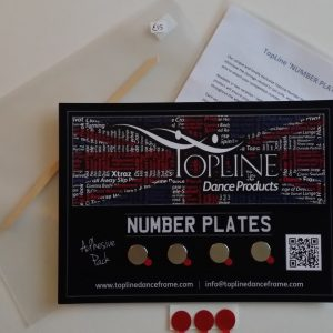 Magnetic Number Plates